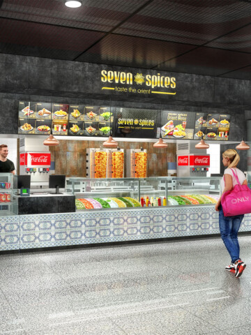 Seven Spices Autogrill