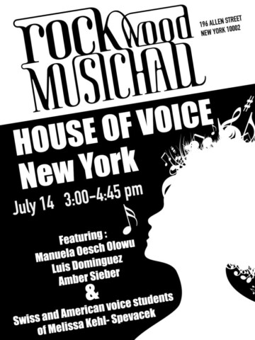 HOUSE OF VOICE