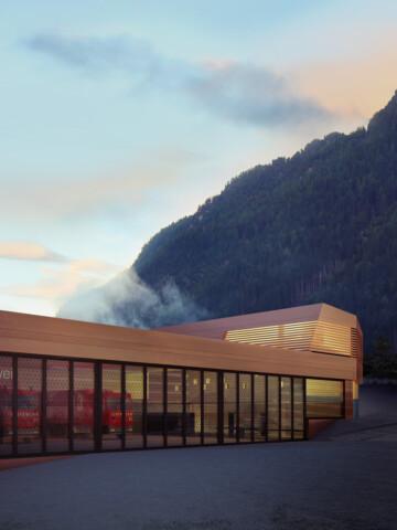 Blaulichtzentrum Ischgl