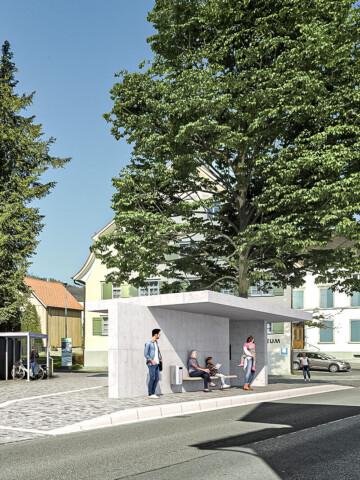 Busbahnhof / Thal